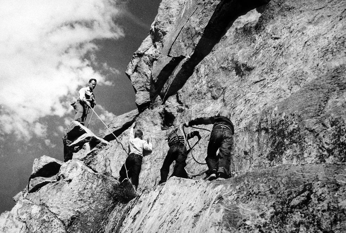 Lowe Alpine – Historia rodziny wspinaczy