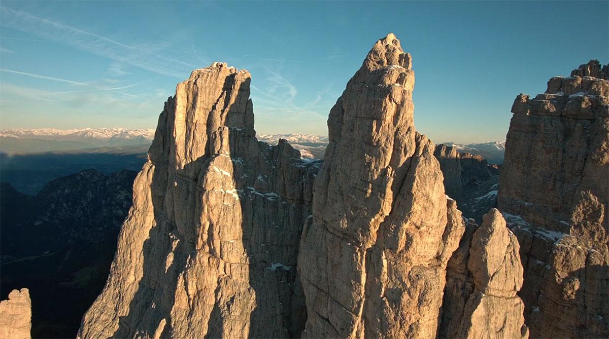 Wspinanie w Dolomitach – Torre Delago
